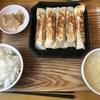 定食春秋(その 32)鉄鍋棒餃子