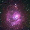 季節は夏・・MT160で撮る散光星雲 M08 ほか