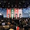 首相と小池氏が直接対決 ネットで8党首が討論