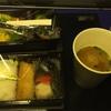 沖縄2-②ANAプレミアム席 機内食 「Premium GOZEN 」