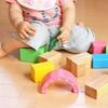 既成概念にとらわれない「積み木遊び」で子供の可能性を伸ばそう!時にはパパ的思考のママになってみて。のお話。