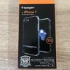 Spigen iPhone7のケースは背面にカードを入れっぱなしにするならおすすめ‼