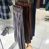 ベロアプリーツスカート。その2