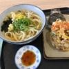 冷やかけうどん@地粉屋 福ろう製麺 イオンモール札幌発寒店