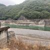 荒瀬ダム跡(熊本県八代)