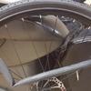 タイヤのパンク修理を練習してみた!