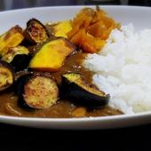 アイリスオーヤマのノンフライ熱風オーブンを購入したので、焼野菜カレー作りました。