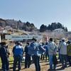 気仙沼大島の植樹会・2018年3月24日