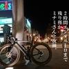夜の外宮を自転車で駆け抜ける!美しい灯篭とVENGE【ロードバイク夜練】