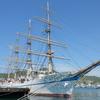2019年長崎帆船祭り ⑤ 「ロシア帆船見学、ミシュラン店 うなぎの宮川」