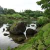 地震後の水前寺成趣園で景色とお菓子を楽しんできました(2016/6/19)