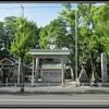 名古屋市北区上飯田 『六所宮』