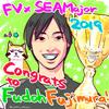 マレーシア《FV x SEA Major 2019》Fudoh藤村さん優勝!ハイタニさんに爆笑。