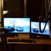 エンジニアの仕事部屋の環境改善(照明&レイアウト)