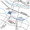 埼玉県加須市 県道久喜騎西線バイパスの一部区間が開通