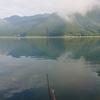 西湖へらぶな釣り 2017.8.28