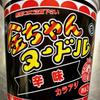 金ちゃんヌードル辛味(徳島製粉)