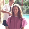 World's Greatest Shave Poppy Ritchie-Halligan