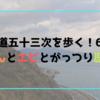【東海道五十三次を歩く!6日目】みかんとエビとがっつり歴史と