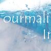 パライバトルマリン・イン・クォーツ:Paraiba Tourmaline In Quartz