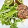 【身体に良いを意識した食事】シンプル晩ご飯を公開・いわしハンバーグの準備と後始末を簡単にするコツ