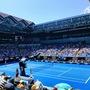 オーストラリア・メルボルンで錦織選手を応援!