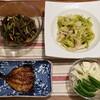 2019/01/05の夕食