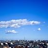 久しぶりの雲