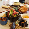 ●幸手市「農家料理なごみ」の重ね煮料理ランチ