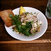 久しぶりの「mahoroba」で食べたもの。