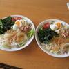 昼は麺ですよね~(^_-)-☆