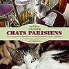 オリヴィア・スネージュ:文/ナディア・ベンシャラル:写真「パリの看板猫」(青幻舎)-カフェ、書店、ホテル。パリの店先には猫がよく似合う