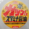 イオン加古川店で「カップヌードル スタミナ醤油 ビッグ」を買って食べた感想