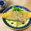 【春の食べ物】野草で簡単に春を愉しむレシピ紹介① イタリア風オムレツ、すまし汁、混ぜごはん