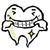 下前歯に隙間ができた〜day428〜