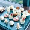 いままで行ったホテルのアフタヌーンティーやケーキを紹介してみる