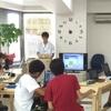 第1回ロボットプログラミング教室。世の中プログラミングだらけなのですね!