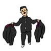 違反学生服の回収とヤンキーへの販売ビジネス
