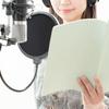 声の美しさは美しい雰囲気をつくる