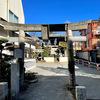 練馬区⑩下練馬の富士塚