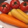 体調管理の基本は…美味しい野菜!