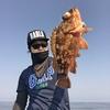 気持ちのいい凪中で、のんびりフィッシンGoo~👌 【 日本海でのエサ釣り五目はやっぱり楽しい🎵 】