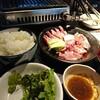 石川県金沢市入江にある焼肉屋さん、やきにくゆめじでお得な焼肉ランチ。