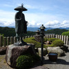 堀越癪観音と、かつらぎ町東谷の山岳集落