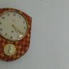 ヴィンテージの時計。