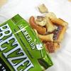 【ダイソー】この美味しさ悪魔的!「スイートボックス ハンマーオンプレッツェルガーリックバター味」