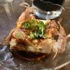 7月17日【昼のソト飲み】ビヤレストラン ミュンヘン、冷奴、シーフードのマリネ。