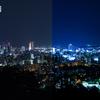 カメラ初心者が札幌の夜景をLightroomで編集してみた
