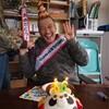 今日はオーナー山本さんの誕生日!!& 今週末はPRIDE&JOY