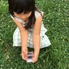 お土産の積層フィギュアに6歳娘はダンゴムシLOVE 4歳息子は笑顔に!